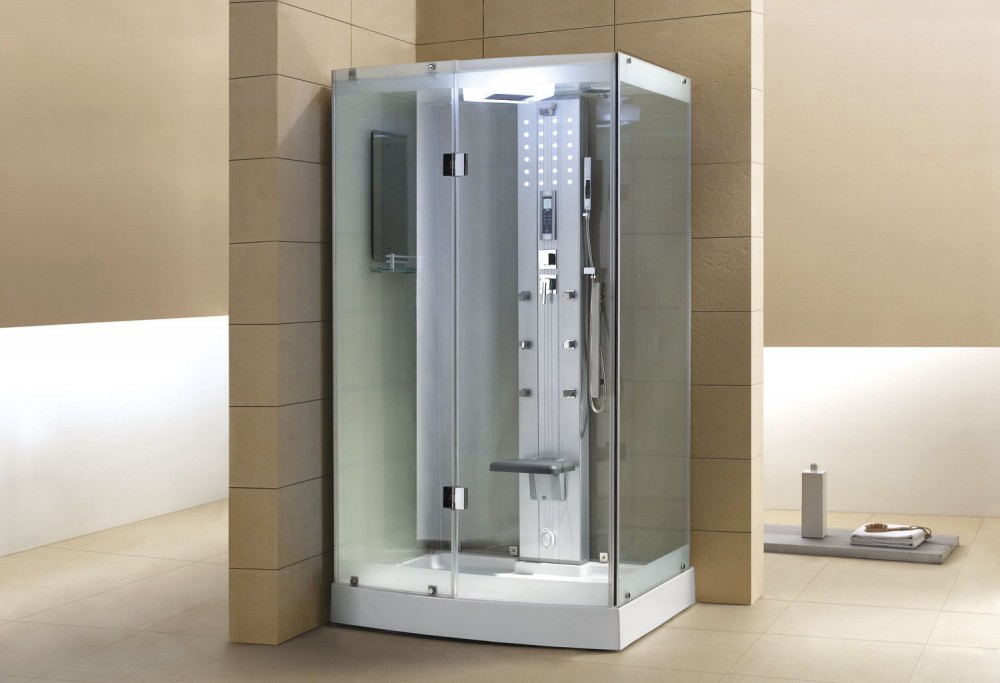 cabina hidromasaje con sauna as 001a. Black Bedroom Furniture Sets. Home Design Ideas
