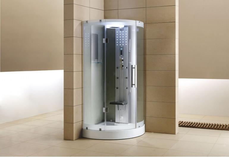 Cabina hidromasaje con sauna AS-003A