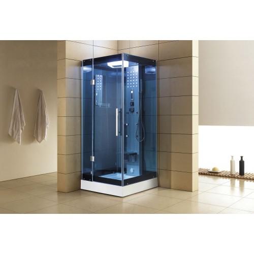 Venta de cabinas de hidromasaje con funcin sauna Duchas