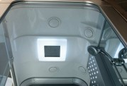 Cabina hidromasaje y bañera con sauna AT-009