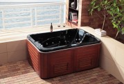 Spa jacuzzi exterior AS-007