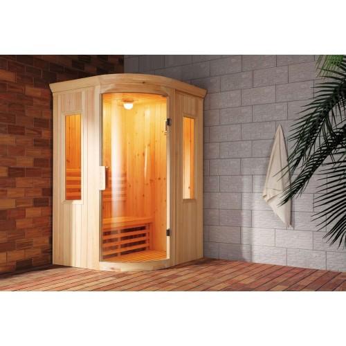 Venta de saunas en oferta saunas cl sicas con estufa de - Tipos de saunas ...