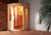 Sauna seca económica AR-000A