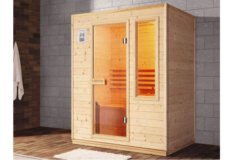 Sauna seca económica AR-007E