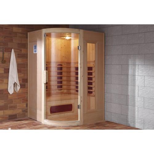 Los mejores precios en sauna finlandesa sauna de - Estufa finlandesa ...