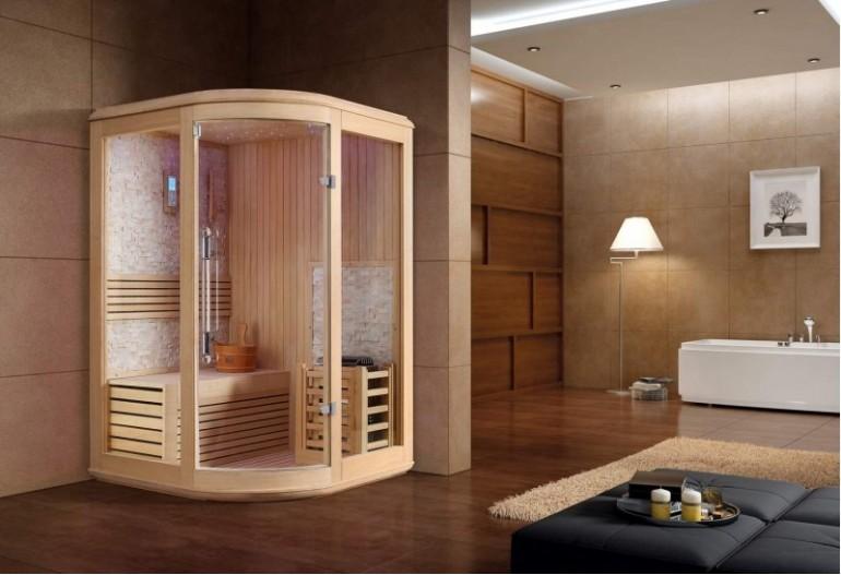 Sauna seca premium AX-002