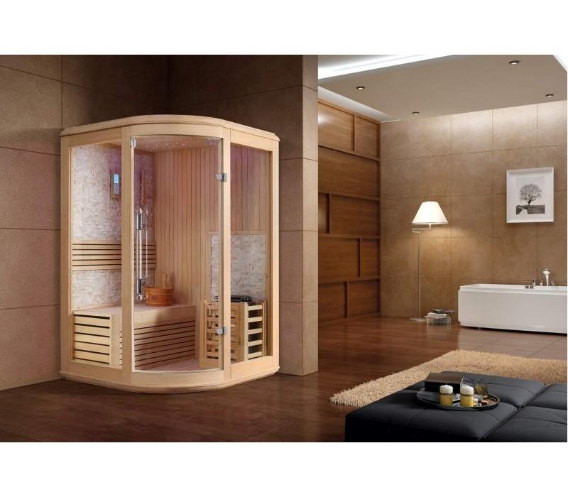 Sauna sec premium ax 002c - Sauna premium madrid opiniones ...