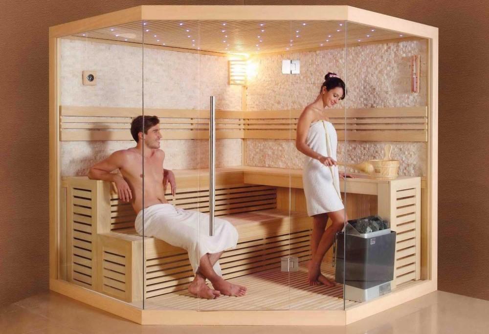 Sauna sec premium ax 004a - Sauna premium madrid opiniones ...
