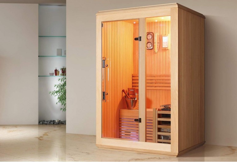 Sauna seca premium AX-008