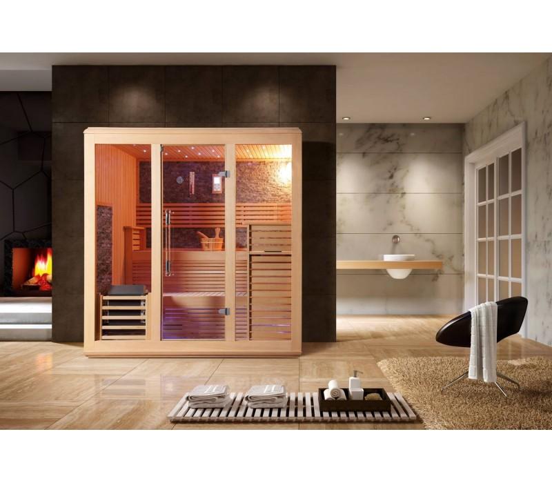 Sauna sec premium ax 009a - Sauna premium madrid opiniones ...