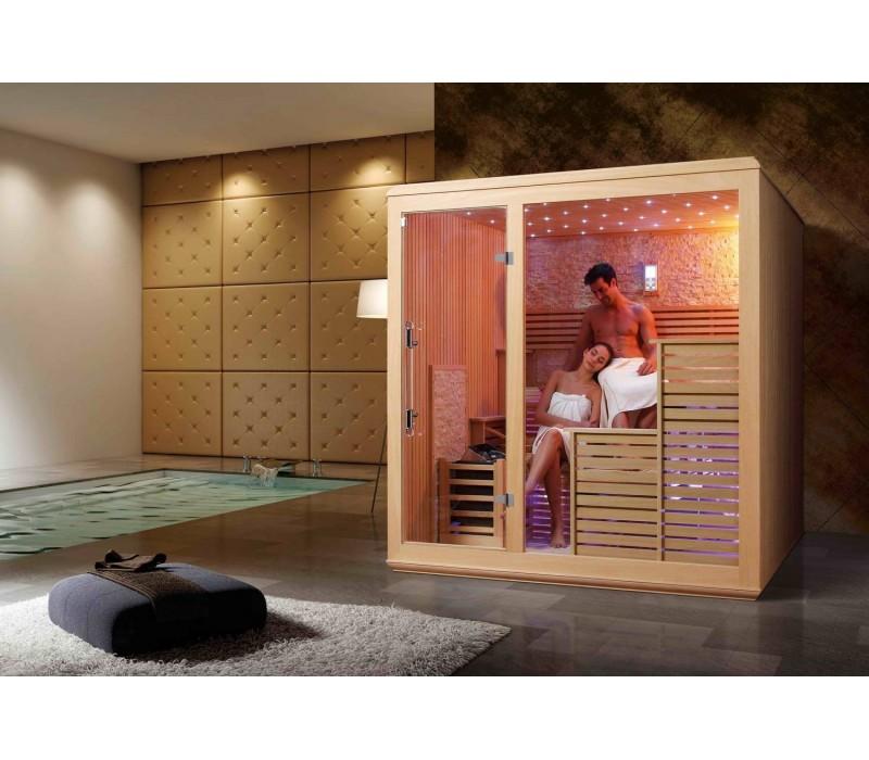 Sauna sec premium ax 010a - Sauna premium madrid opiniones ...