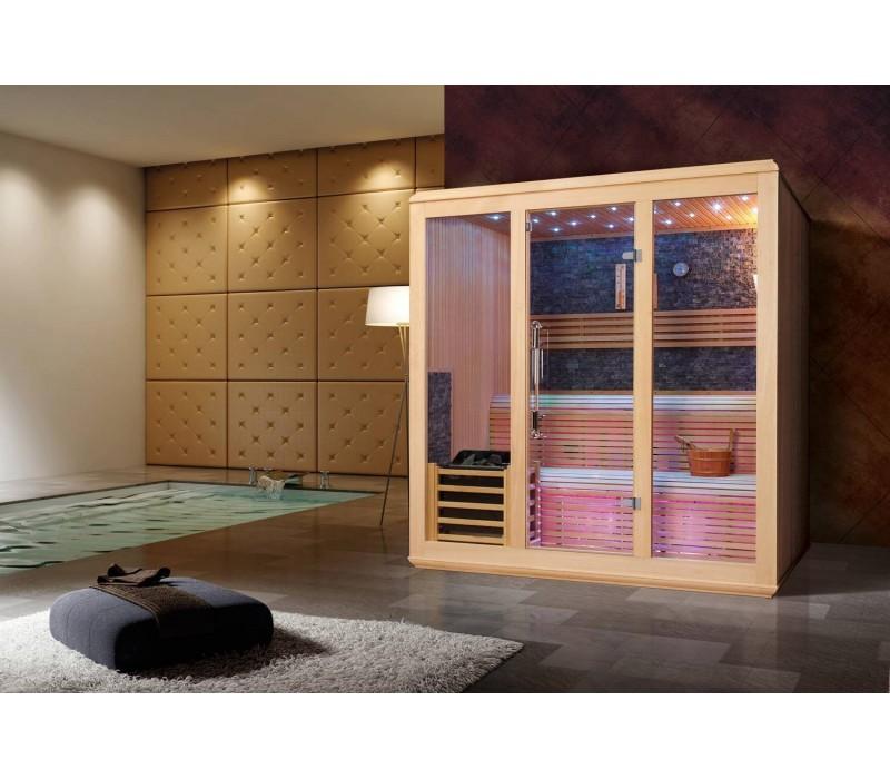 Sauna sec premium ax 011b - Sauna premium madrid opiniones ...