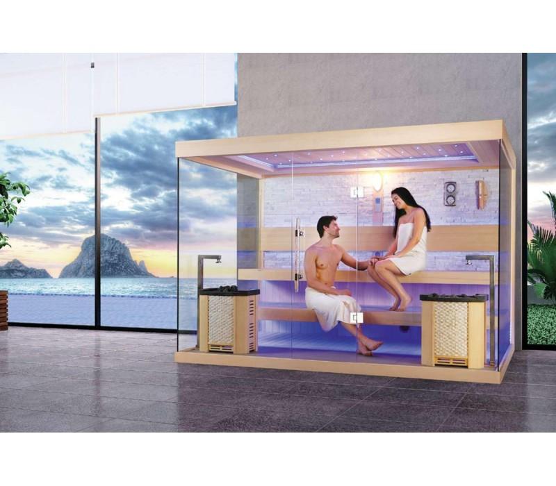 Sauna sec premium ax 021a - Sauna premium madrid opiniones ...
