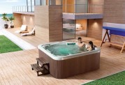 Spa jacuzzi exterior AT-014