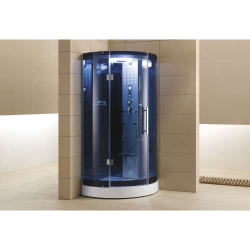 Cabina hidromasaje con sauna AS-003B-2