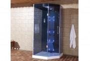 Cabina hidromasaje con sauna AS-008