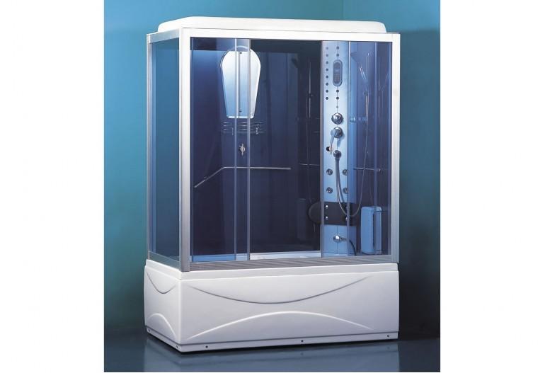 Cabina hidromasaje y ba era con sauna at 007b - Productos para sauna ...