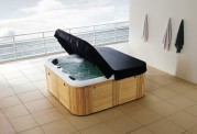 Spa jacuzzi exterior AS-004