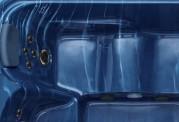 Spa jacuzzi exterior AUT-001