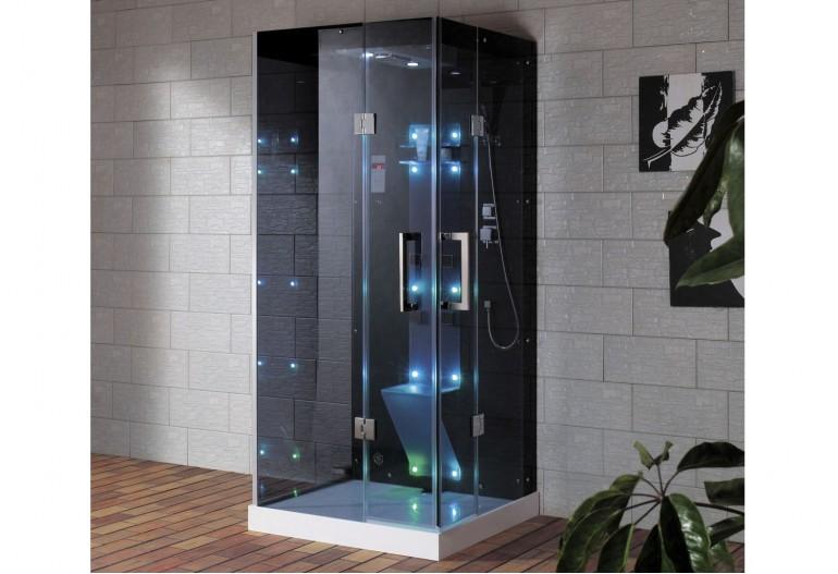Cabina hidromasaje con sauna AS-007