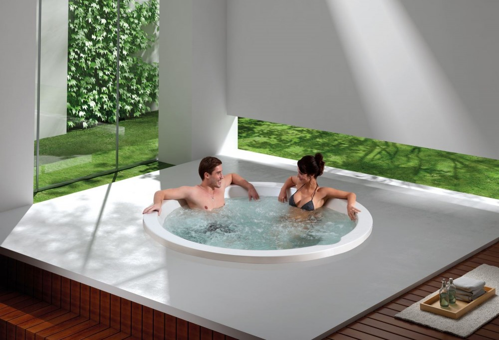 Spa jacuzzi hidromasaje de exterior as 021 for Jacuzzi spa exterior