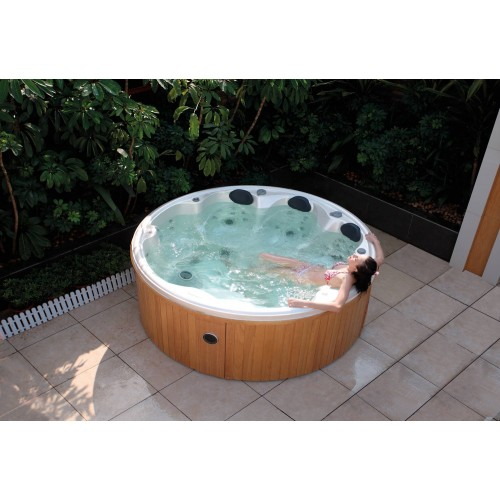 Spa jacuzzi exterior AS-006-
