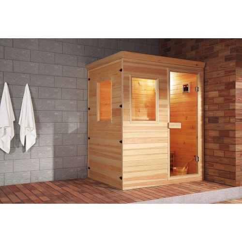 venta de saunas en oferta saunas cl sicas con estufa de infrarrojos web del hidromasaje. Black Bedroom Furniture Sets. Home Design Ideas