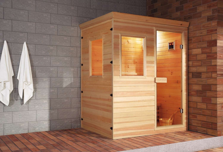 Como hacer una sauna finlandesa fabulous la sauna es una costumbre milenaria utilizada en - Como hacer una sauna ...