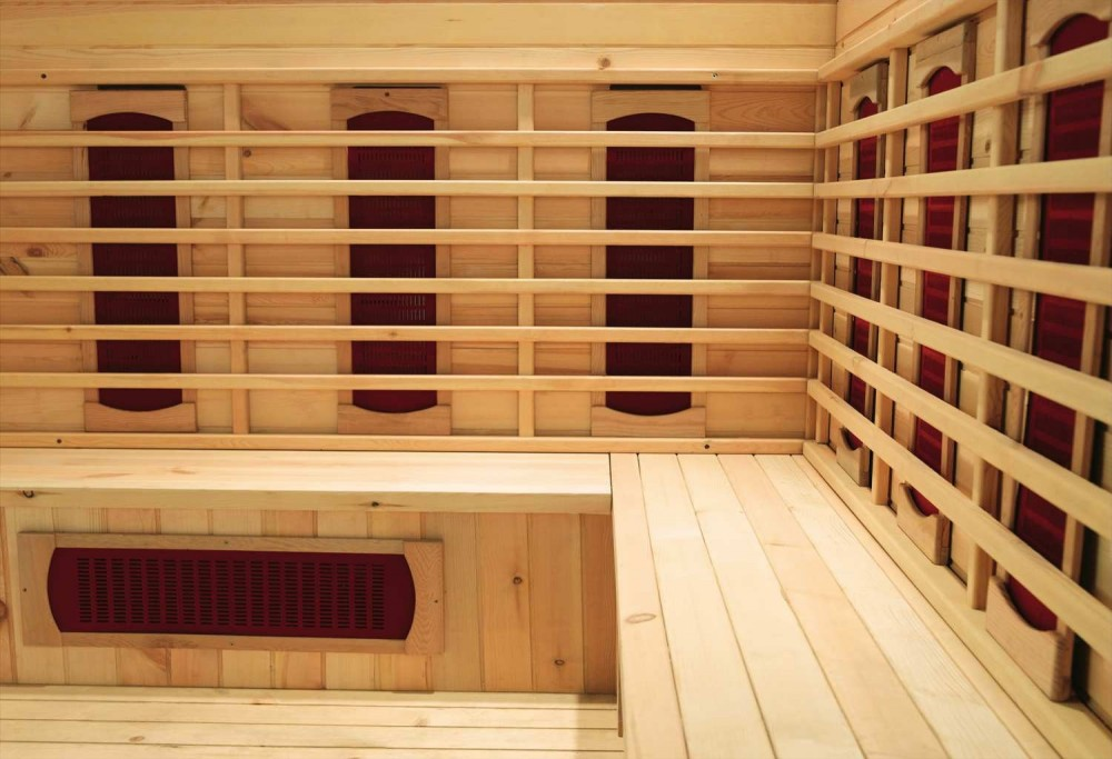 Sauna seca econ mica ar 003 - Productos para sauna ...