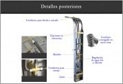 Columna de ducha hidromasaje AT-001B