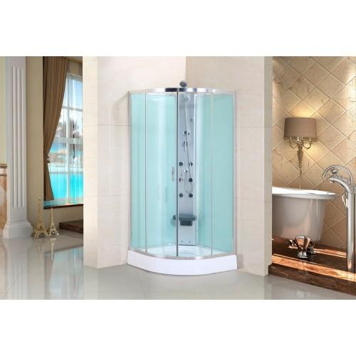 Cabina de hidromasaje económica AR-001 (sin función sauna)