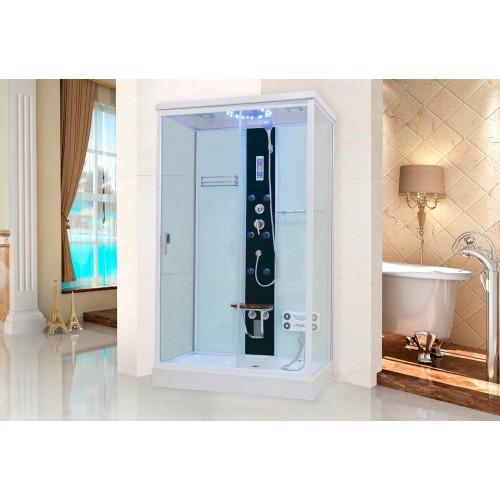 Venta de cabinas de hidromasaje con funci n sauna duchas - Cabinas de ducha rectangulares ...